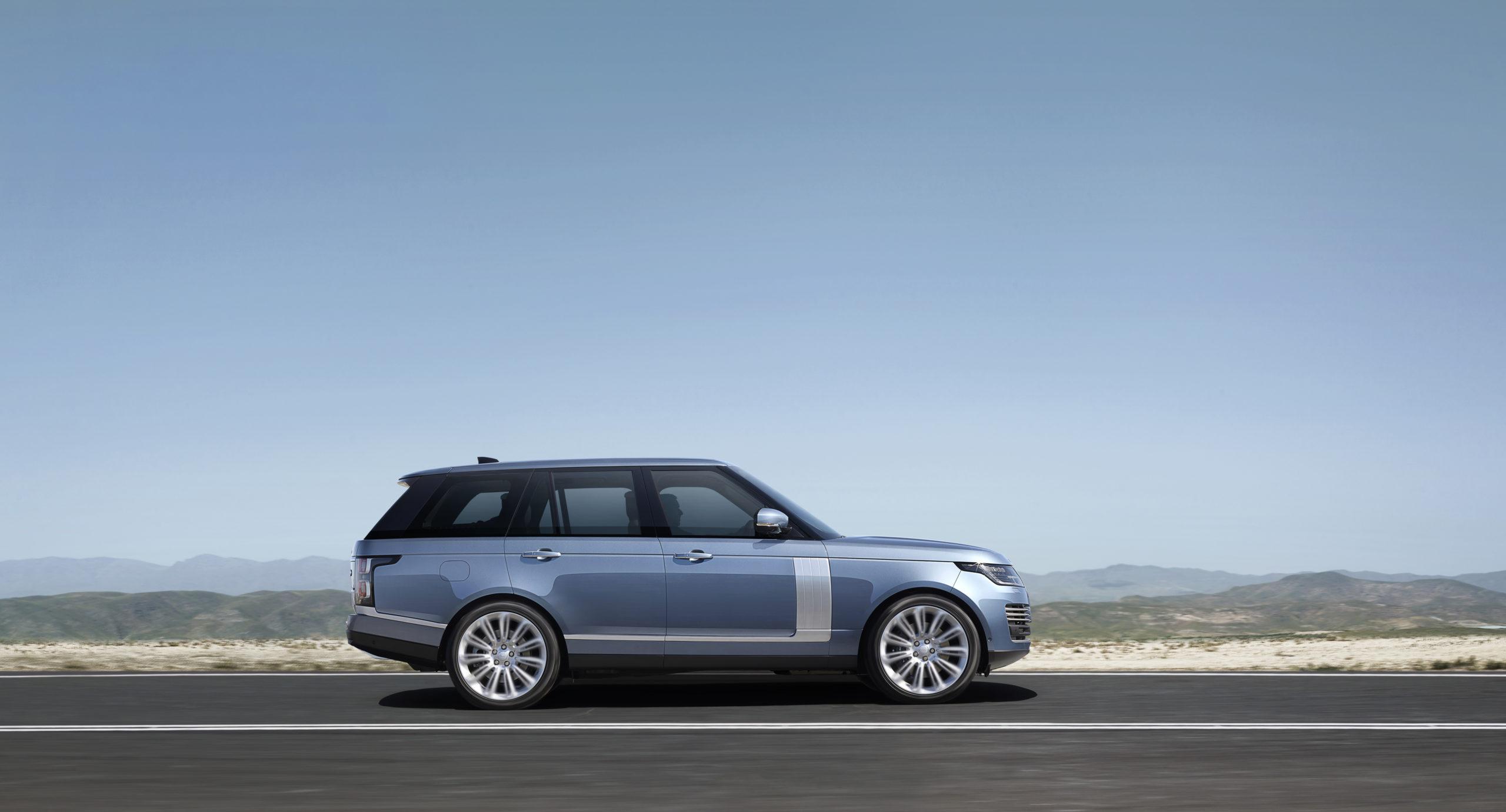 Range Rover Eksterior