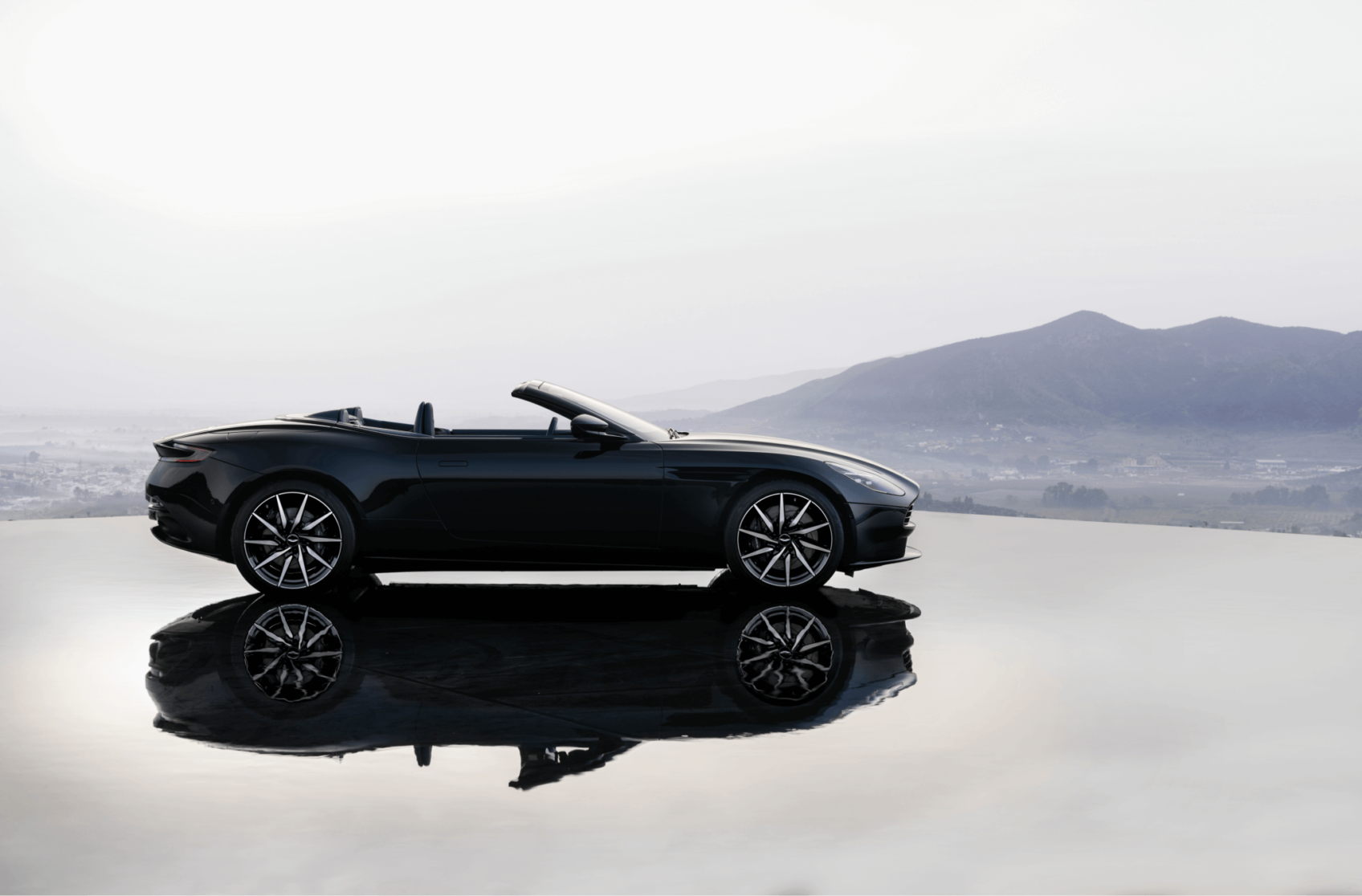 DB11 Volante – Retouched Wheel